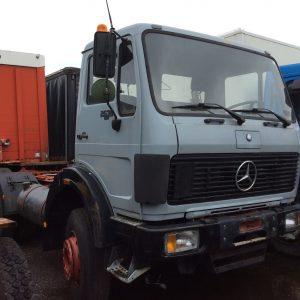 Mercedes 2636 4×6 tractor