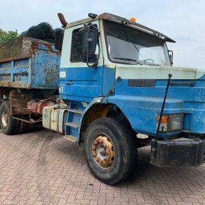 Scania 112 H Kipper 6×4