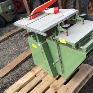 Woodworking & Ironworking machinery