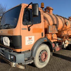 1722 Mercedes Sewage truck 4×2 / 8000 Liter