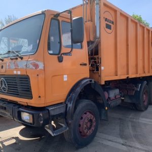 Mercedes 2222 Carbage truck 270.000 km