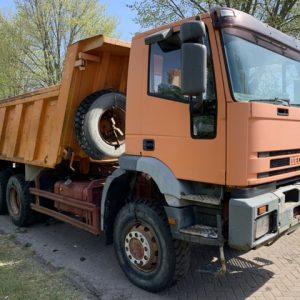 Iveco 260 E 34 6×6 Eurotrakker Kipper 137.000 km