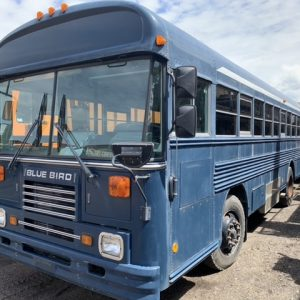 Blue Bird /44 passenger bus / 99.000 miles